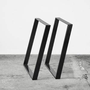 Stabile sorte bordben i nordiske design til plankeborde