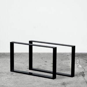 Designer sofabordsben til sofabord i sort. Model: Hr. Hansen, fra Ent Copenhagen